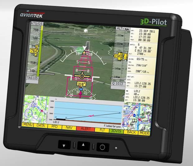 3D-PILOT   AvionTek